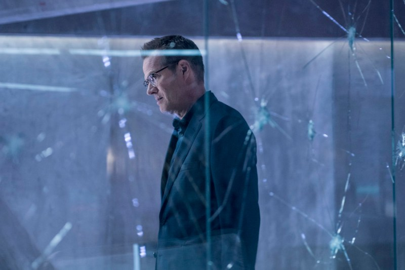 "HEROES REBORN -- ""Game Over"" Episode 106 -- Pictured: Jack Coleman as HRG -- (Photo by: Christos Kalohoridis/NBC)"