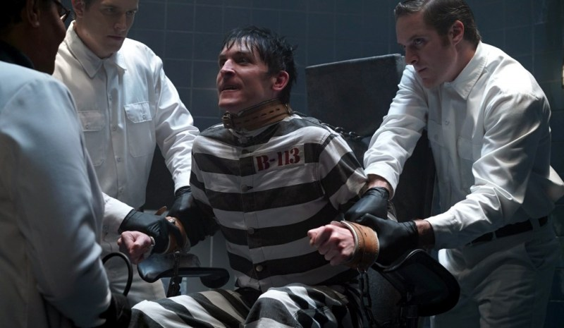 GOTHAM: Robin Lord Taylor as The Penguin Photo Credit: FOX.