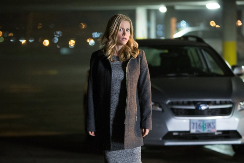 "GRIMM -- ""Good to the Bone"" Episode 518 -- Pictured: Claire Coffee as Adalind Schade -- (Photo by: Scott Green/NBC)"