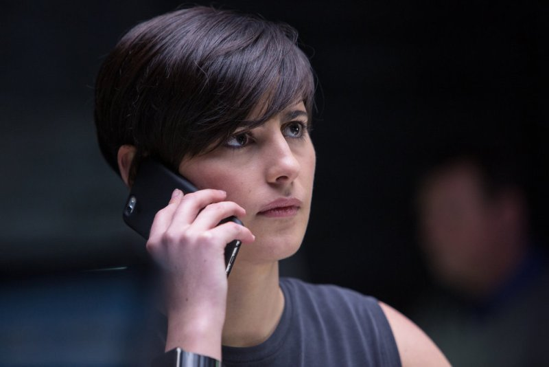 """GRIMM -- """"The Taming of the Wu"""" Episode 519 -- Pictured: Jacqueline Toboni as Trubel -- (Photo by: Scott Green/NBC)"""