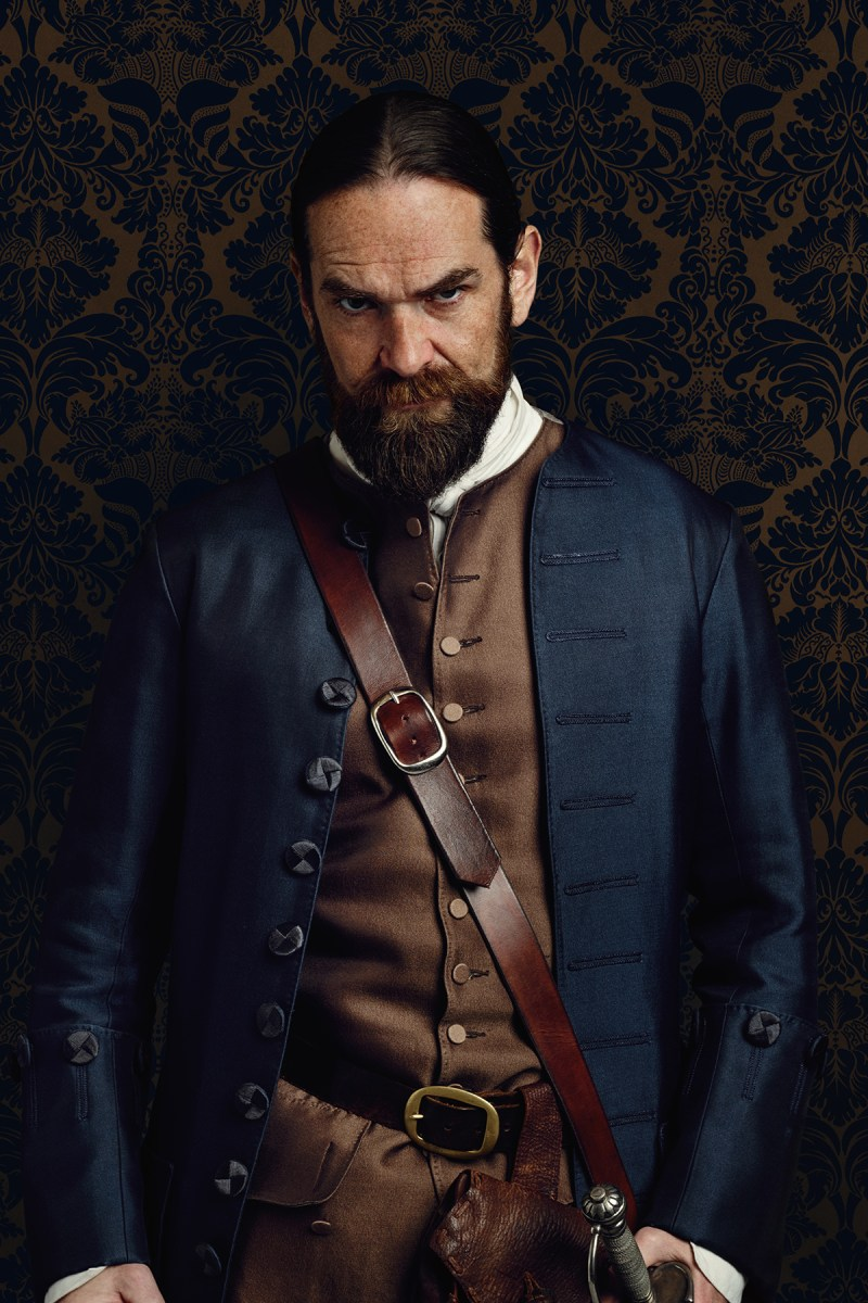 Adorable Teddy Bear and All Round Great Guy Murtagh Fitzgibbons (played by Duncan Lacroix).
