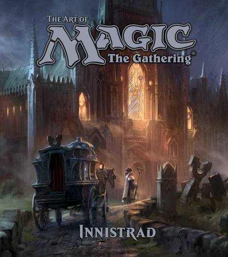 James Wyatt's Art of Magic: The Gathering- Innistrad. [Courtesy Amazon]