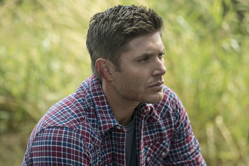 "Supernatural -- ""Keep Calm and Carry On"" -- SN1201a_0050.jpg -- Pictured: Jensen Ackles as Dean -- Photo: Katie Yu/The CW -- © 2016 The CW Network, LLC. All Rights Reserved"