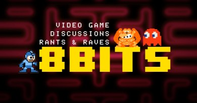 8Bits: Reactions to News from E3