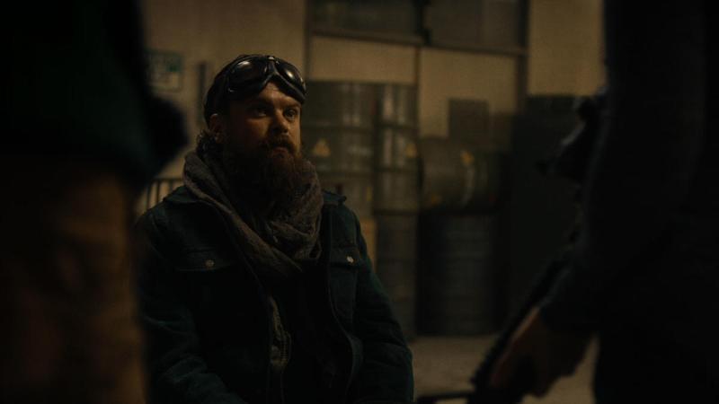 Gormon (Chris Ippolito) is introduced.
