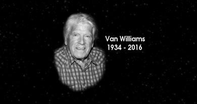 THE GREEN HORNET's Van Williams Dead At 82