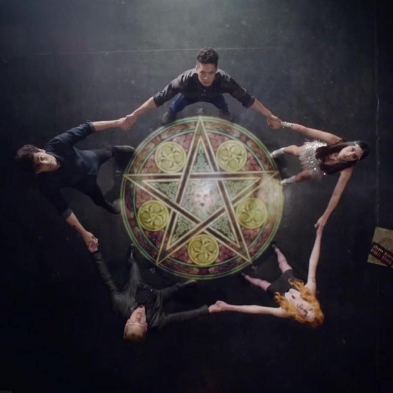 Shadowhunters circle