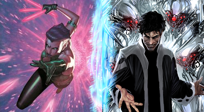 Marvel Television Announcing Casting for INHUMANS and Untitled X-MEN Series