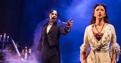 PHANTOM OF THE OPERA Cast Talks Challenges, Rituals, and Cake!