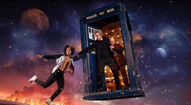 DOCTOR WHO Series 10 Premiere in Cinemas
