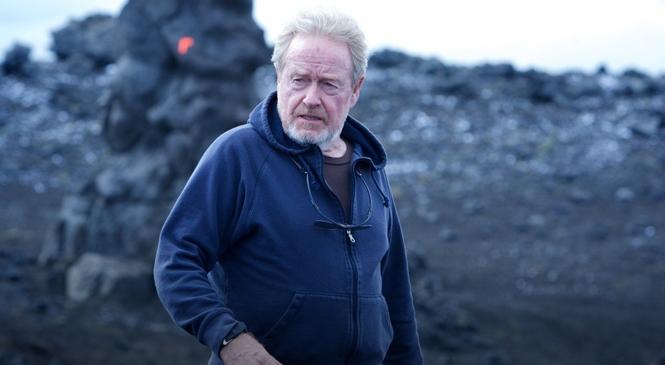 Ridley Scott Developing Sci-Fi Block for TNT