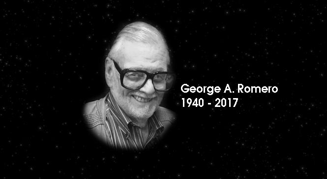 Horror Loses A Legend — RIP George A. Romero