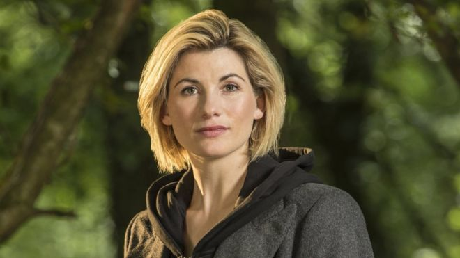 Jodie Whittaker Becomes the First Female Doctor on DOCTOR WHO