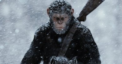 Interview: Let's Get WETA Digital with Terry Notary from WAR FOR THE PLANET OF THE APES