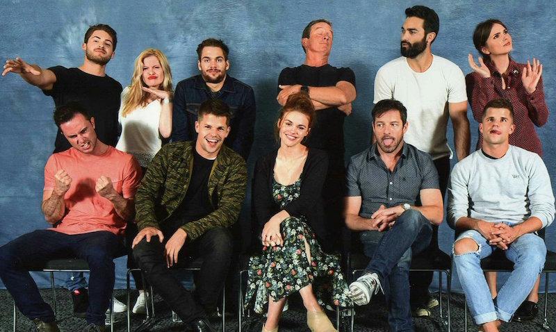 Teen Wolf Finale Cast