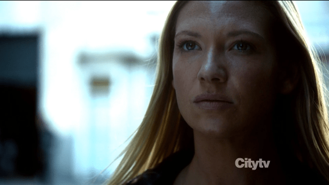 Anna Torv as Olivia Dunham - Fringe 'An Origin Story' Review