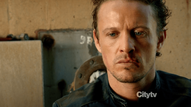 David Lyons as General Monroe - Revolution