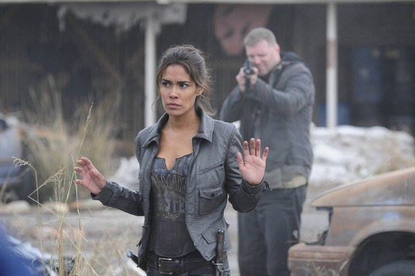 Danniela Alonso as Nora Claytyon - Revolution The Last Stand