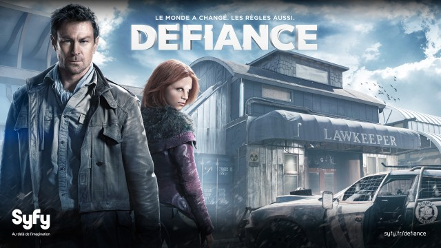 Defiance Joshua Nolan and Irisa