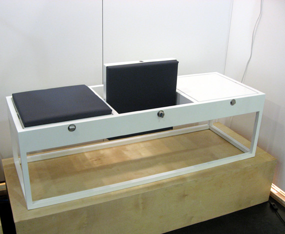 modern double-use furniture