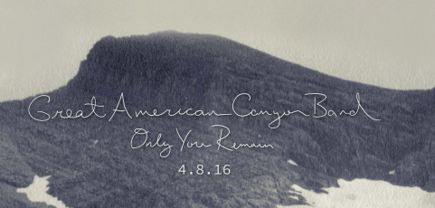 Great American Canyon Band Banner