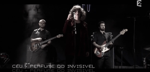"Watch Céu Perform ""Perfume do Invisivel"" at MSN (France)"
