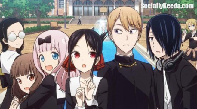 Kaguya Sama Love Is War Season 2 Episode 1 Release Date: Story, Cast, Preview & Spoilers