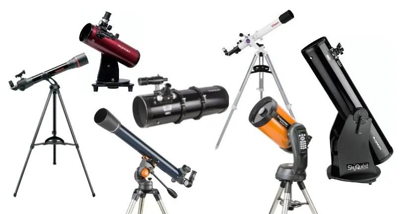 2017 Telescope Buyers Guide