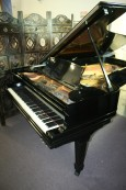 Steinway Concert Grand Model C Ebony Gloss 7'5