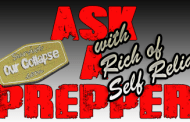 Interview: Ask a prepper – Rich