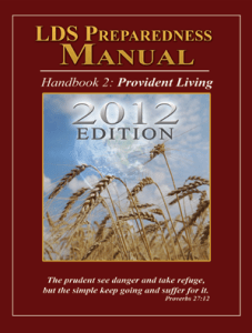 lds prep manual