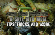Prep 101: Avoid food poisoning & illness when SHTF (plus a list of foodborne illnesses)