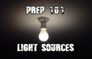 The importance of light part one: Light sources and purposes