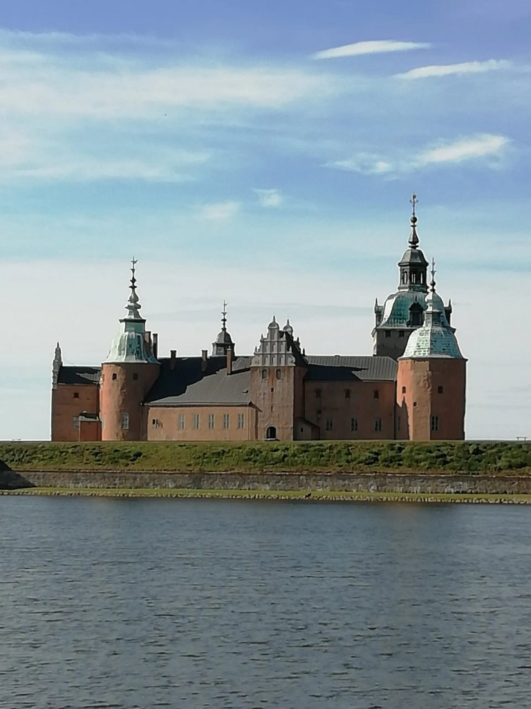 Svea y Pablo - Kalmar slott