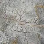 Petroglifos de Hästhallen