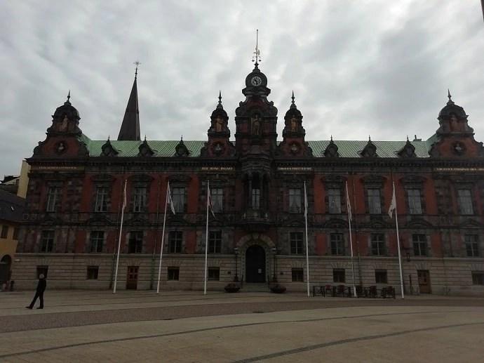 Svea y Pablo - Ayuntamiento de Malmö
