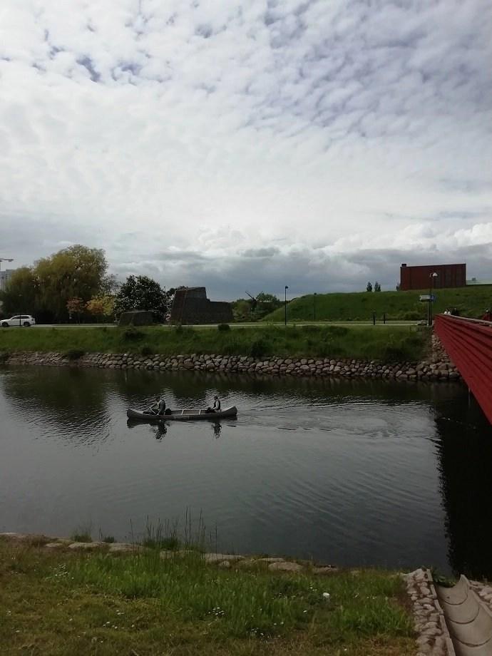 Svea y Pablo - Un recorrido por los canales