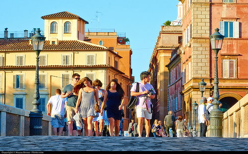 Visit to Rome photo
