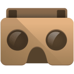 Google cardboard app logo high resolution