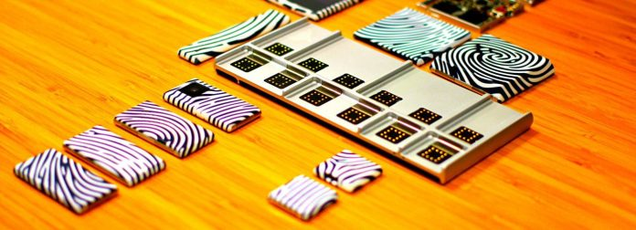 Project Ara Phonebloks Example Prototype Zebra Spiral