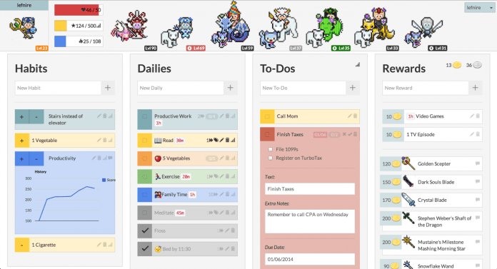 habitrpg-screenshot
