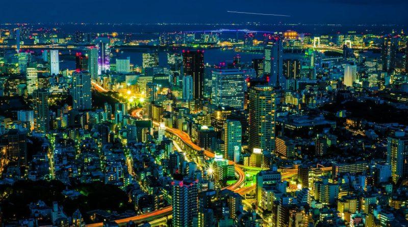 Roppongi, Tokyo, Japan