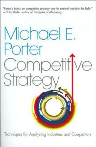 Competitive Strategy Techniques for Analyzing Industries and Competitors Michael Porter