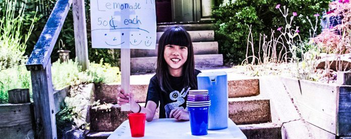 Child-Entrepreneur-Girl-Selling-Lemonade-VC-Seed-Stage-Startup-Crop
