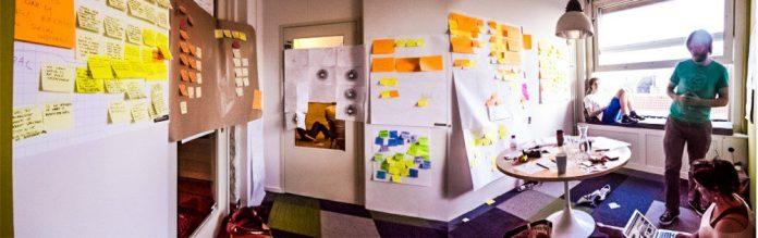 Share Economy Workshop Ideation Brainstorming Session Office Modern PaaS Service Platform