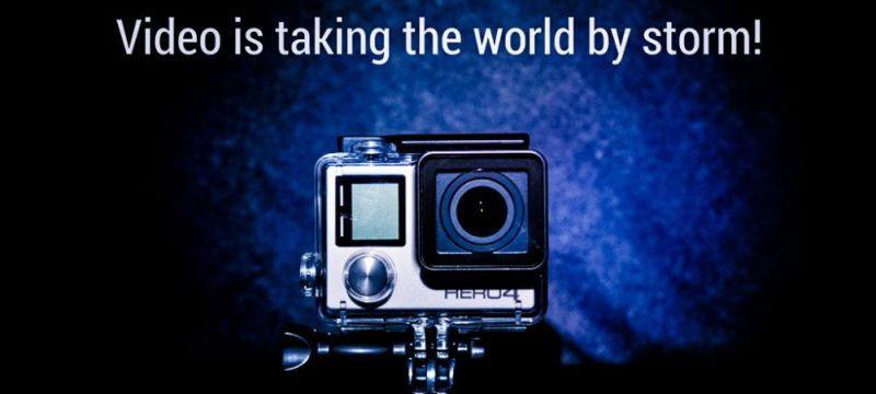 Video Taking The World By Storm GoPro Hero Comp