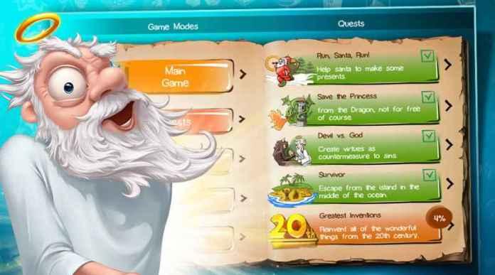 Doodle God Review New Quest Mode Crop
