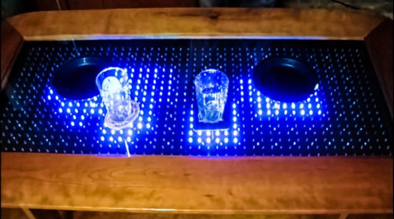 Reactive Led Coffee Table Arduino – Desenhos Para Colorir