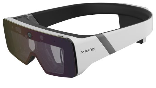 DAQRI Smart Glasses AR Tech