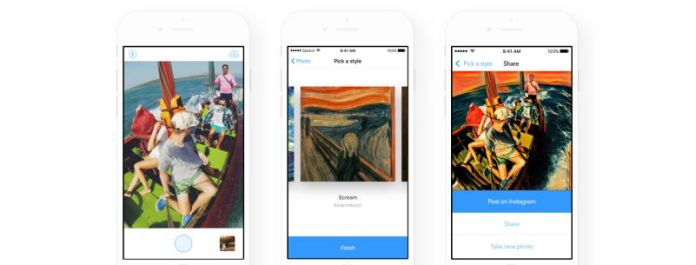 Prisma AI Photo Editor Turning Snapshots into Art Styles